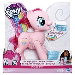 """Детская пластиковая игрушка HASBRO """"Пони Пинки Пай"""", розовая (E5106)"""