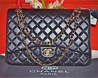 Женская кожаная брендовая сумочка