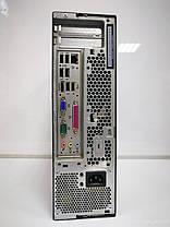 Lenovo M57 SFF / Intel Core 2 Duo E8400 (2 ядра по 3.00 GHz) / 4 GB DDR2 / 160 GB HDD, фото 2