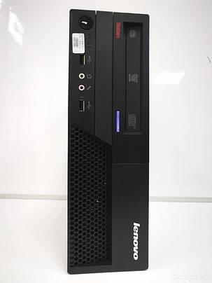 Lenovo M58 SFF / Intel Core 2 Duo E8500 (2 ядра по 3.16 GHz) / 4 GB DDR3 / 160 GB HDD, фото 2