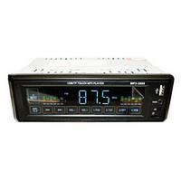 Автомагнитола головное устройство в машину автомобильная магнитола FM/USB/SD/MP3/AUX MP3 3899 с сенсорным дисплеем 1DIN