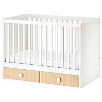 IKEA Кроватка детская STUVA / FÖLJA ( 193.000.94)