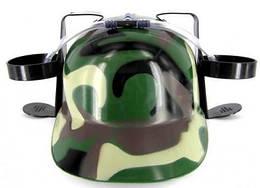 Каска шлем для пива Камуфляжный (101555)