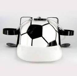 Шлем для алкоголя Футбол (101560)