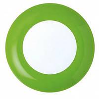 Тарелка десертная круглая Luminarc Simply Colors Green 20,5 см J7680