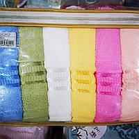 Махровые полотенца Gursan 6шт Турция
