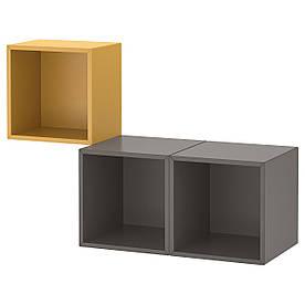 IKEA Комбинация подвесных шкафов EKET (492.863.41)