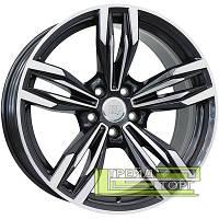 Литой Диск WSP Italy BMW (W683) Ithaca 9x20 5x120 ET44 DIA72.6 Anthracide polish