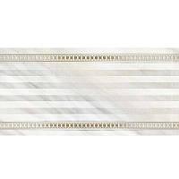 Плитка Golden Tile Каррара декор белый Е50301 30x60