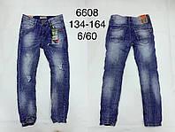 Джинсы для мальчиков F&D оптом, 134-164 рр. Артикул: 6608