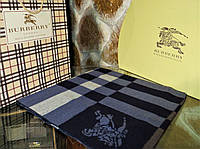 Стильный брендовый мужской кашемировый двусторонний шарф  ПРЕМИУМ КЛАСС