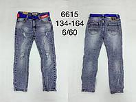 Джинсы для мальчиков F&D оптом, 134-164 рр. Артикул: 6615