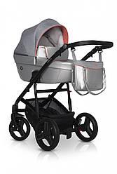 Детская коляска универсальная 2 в 1 Colibro Nesto, серая (10053)