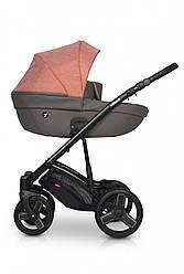Детская универсальная коляска 2 в 1 Colibro Nesto, персиковый (10052)
