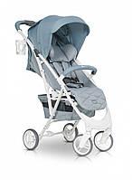 Детская прогулочная коляска Euro-Cart Volt Pro niagara, светло-голубая (8893)