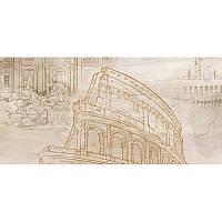 Плитка Golden Tile Savoy Coliseum бежевый декор №1 401311 30x60