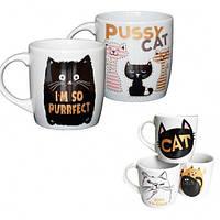 Кружка фарфор 350 мл Pussy Cat 75000171