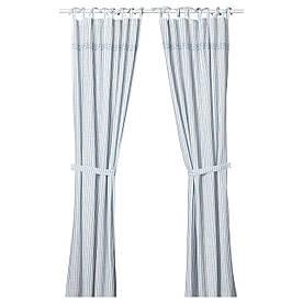IKEA Гардини GULSPARV ( 304.270.96)