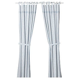 IKEA Гардины GULSPARV ( 304.270.96)