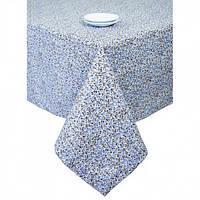 Скатерть Прованс Классик Цветы Лаванда 220х140 см, 2149