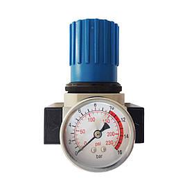 """Регулятор тиску (редуктор) 1/4"""" TITAN DR200-02"""