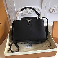 Женская сумка Louis Vuitton Capucines Original quality  Зеркальная реплика