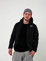 Мужская весенняя черная куртка в стиле Puma