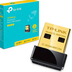 Беспроводной сетевой адаптер TP-LINK TL-WN725N