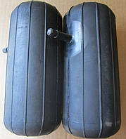 Пневмобалоны в задние пружины Ваз 2101-2107 .Пневмоподушки усилители в подвеску.