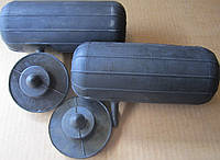 Воздушные подушки в пружины в задние пружины Ваз 2101-2107 .Пневмоподушки усилители в подвеску.