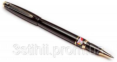 Ручка-роллер Picasso 966-R Черная, фото 3
