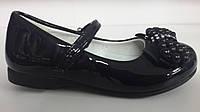 Лаковые нарядные туфли для девочек ТОМ.М.  25