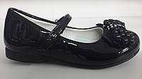 Лаковые нарядные туфли для девочек ТОМ.М. размер 25