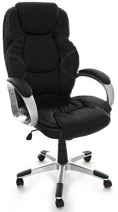 Офисное компьютерное кресло EKO C 11 механизм TILT черное, фото 2