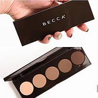 Палетка теней для макияжа  Becca Cosmetics Ombre Nudes Eye Palette