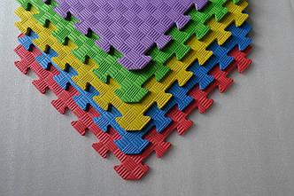 Детский коврик-пазл для игровых комнат( 50*50*1см )