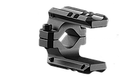 BDR-2 Планка Picatinny FAB для крепления на ствол, двойная, алюминиевая, черная