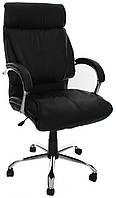 Офисное компьютерное кресло EKO C82, механизм TILT, черное