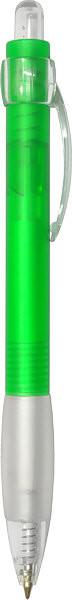 Пластиковые ручки CF01045 зеленая