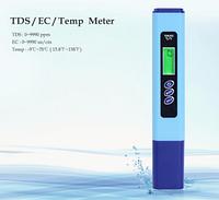 Портативний аналізатор якості води TDS/EC метр 936 ( СОЛЕМІР), фото 1