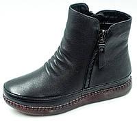 Женские ботинки Meego Comfort 9827-1 Black