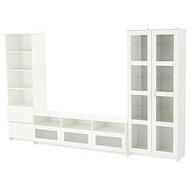 IKEA Вітальня BRIMNES ( 592.782.32)