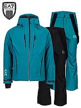 Мужской горнолыжный костюм EA7 Emporio Armani 2020 M-L (6gpg05 6gpp04 pnq8z 1)