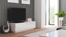 Тумба ТВ LIVO RTV 160 S (білий) (Halmar)