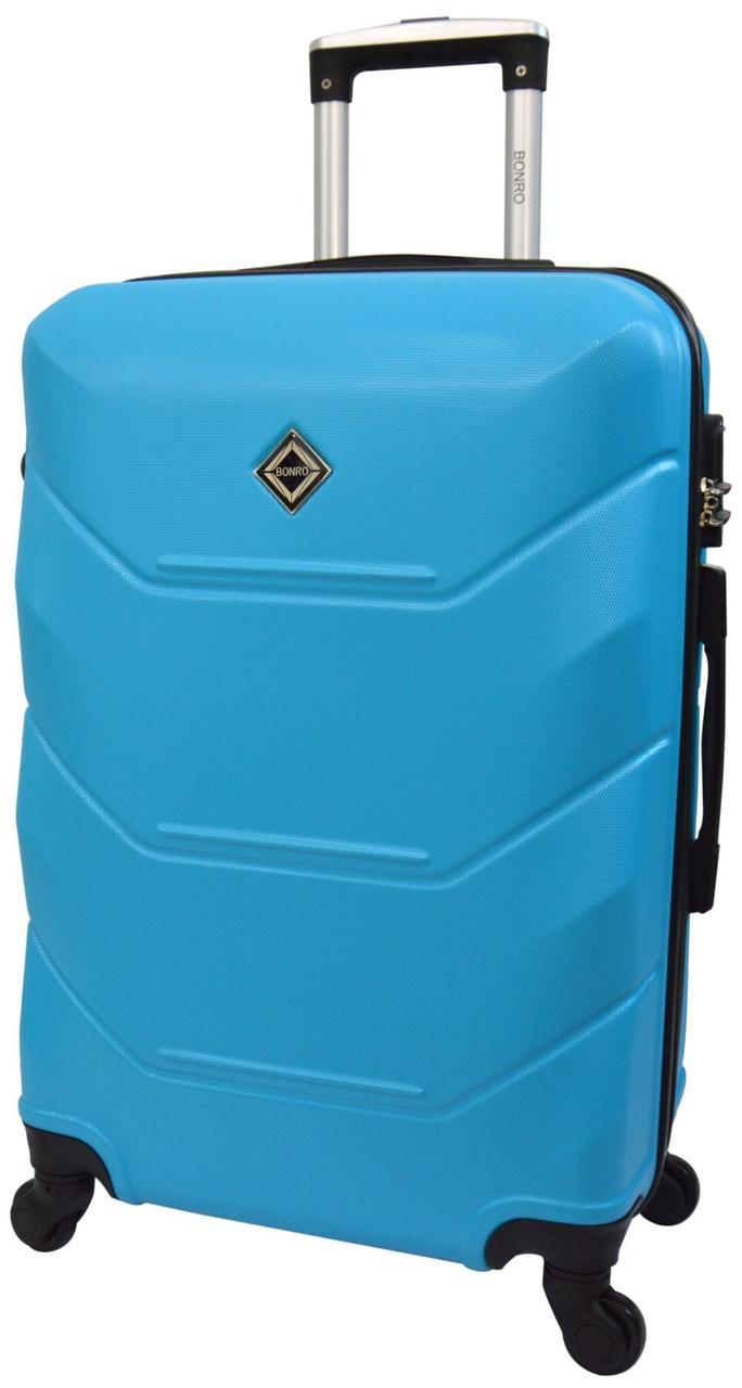 Дорожный чемодан на колесах Bonro 2019 (средний)