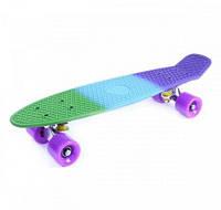 Детский скейтборд GO Travel Fuzion
