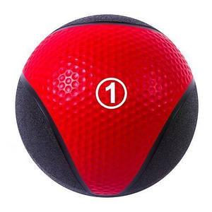Медбол мяч медицинский IronMaster 1kg 22 см