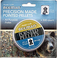 Пули пневм Beeman Pointed 4,5 мм 500 шт/уп