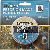 Пули пневм Beeman Pointed 4,5 мм 250 шт/уп