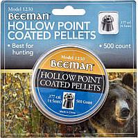Пули пневм Beeman Hollow Point 4,5 мм 500 шт/уп